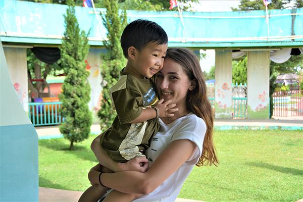 Freiwilligendienst Thailand Rebecca K.
