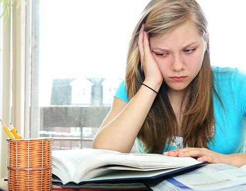 Deutschlands Studenten sind gestresst