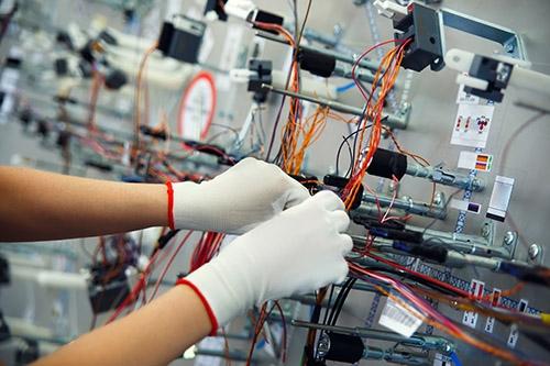 Duales Studium Elektrotechnik