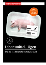 "Ratgeber ""Lebensmittel-Lügen"""