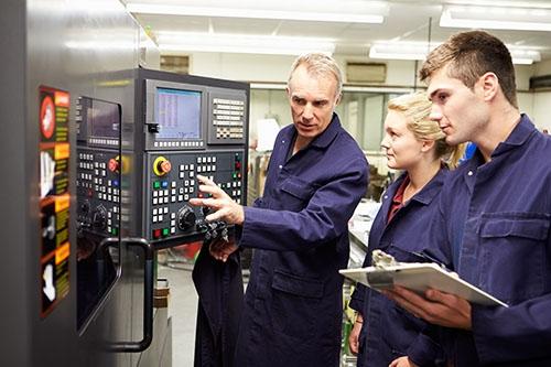 Modernisierte Ausbildung der Anlagenmechaniker (SHK)