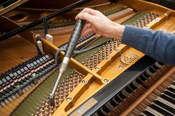 Ausbildung Klavier- und Cembalobauer modernisiert