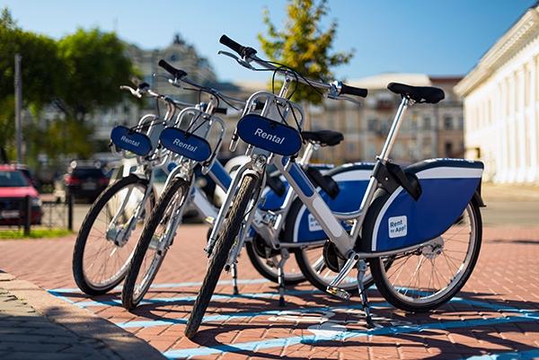 Bike-Sharing legt einen Zahn zu