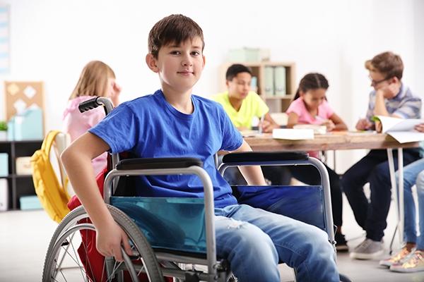 7,8 Millionen schwerbehinderte Menschen leben in Deutschland