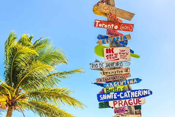 Welcher Auslandsaufenthalt passt zu wem?