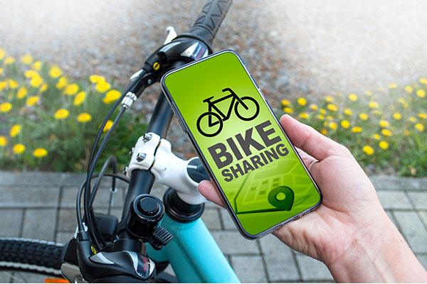 Nur zwei Bikesharing-Anbieter haben sichere Räder