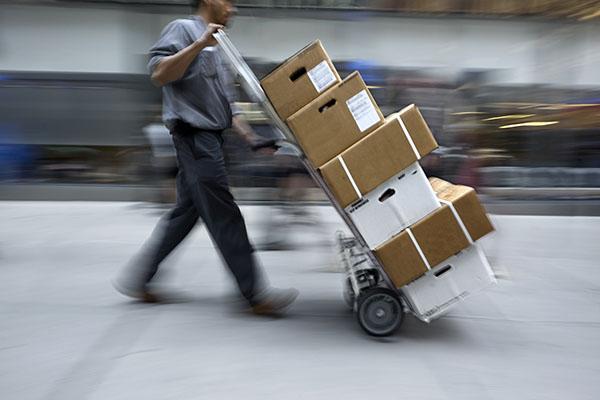 Jeder Deutsche bekommt 24 Pakete pro Jahr