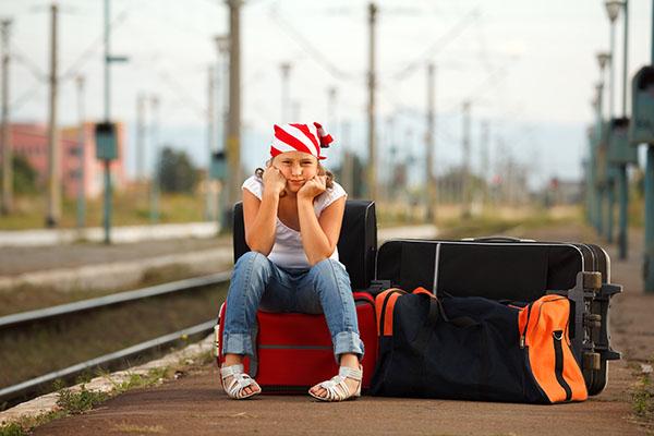 Entschädigung für Bahnkunden online beantragen
