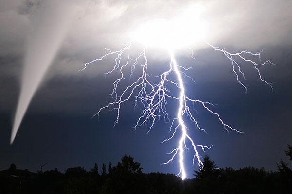 In NRW richten Unwetter die größten Schäden an