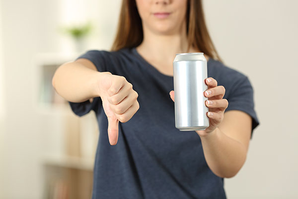 Jedes fünfte Schulkind trinkt regelmäßig Energydrinks