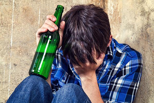 Alkohol ist die Droge Nummer 1