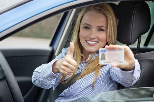 Traum vom Führerschein: Nicht jeder schafft es beim ersten Mal