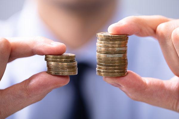 Frauen verdienten immer noch 20 % weniger als Männer