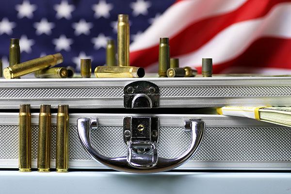 Wer dominiert den weltweiten Waffenhandel?