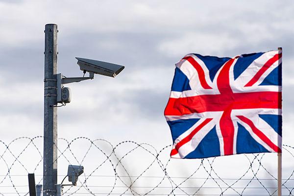 London wird stärker überwacht als Peking