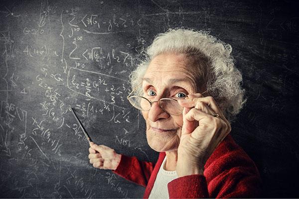 Jeder achte Lehrer ist über 60