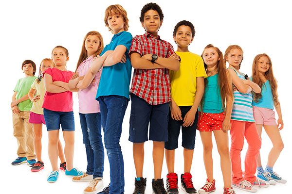 10 % der Bevölkerung sind zwischen 15 und 24 Jahre alt