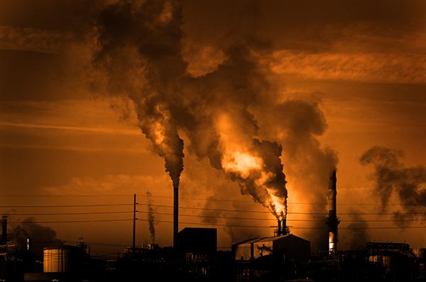 10 Länder verursachen zwei Drittel der CO₂-Emissionen