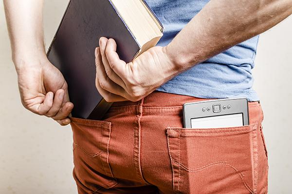 Umsatzanteil von E-Books wächst in 2020 stark