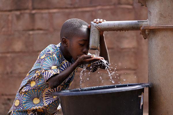 So viel Wasser verbraucht die Welt