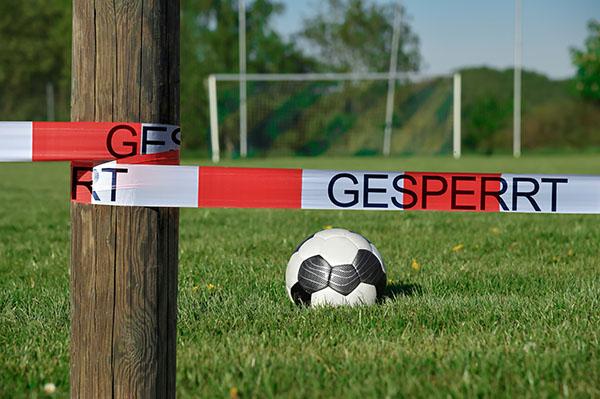 Vereinssport im Lockdown: Kein Training für 7,3 Millionen Kinder und Jugendliche