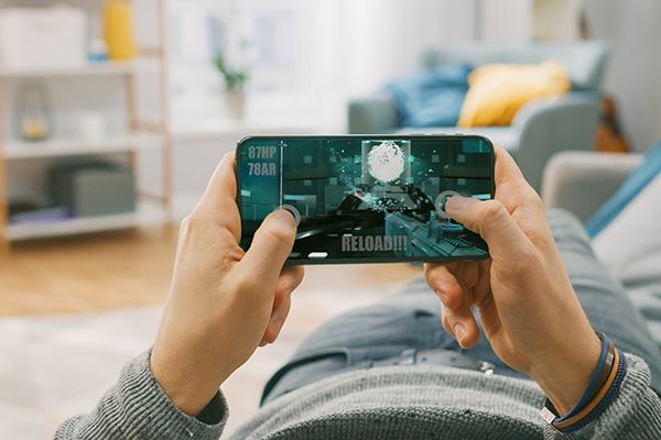 Das Smartphone übernimmt den Games-Markt