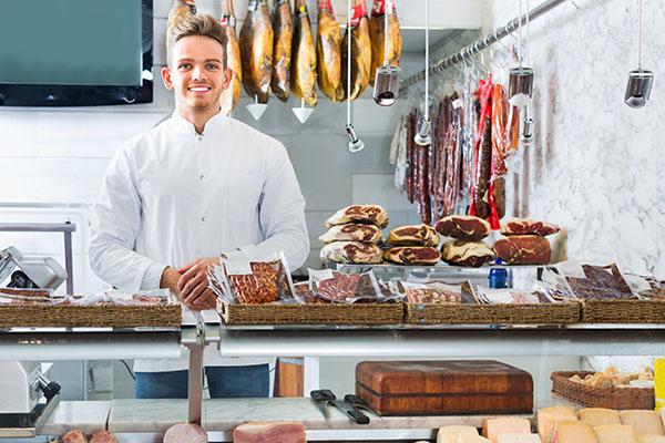 Fachverkäufer/in Schwerpunkt Fleischerei