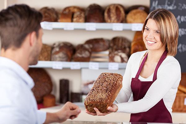 Ausbildung Fachverkäufer Schwerpunkt Bäckerei