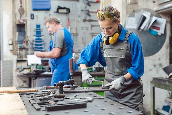 Heißer Job: Verfahrenstechnologe Metall