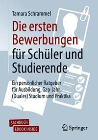 Die ersten Bewerbungen für Schüler und Studierende