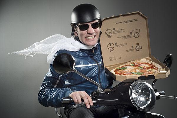 Die Pizza war zu teuer oder wurde kalt geliefert?