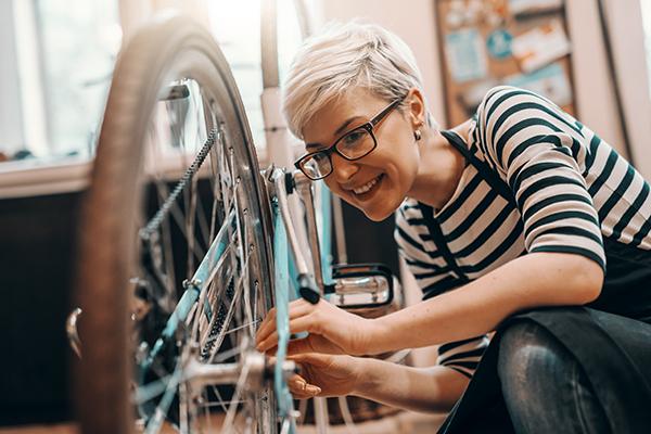 Ausbildung Fahrradmonteur
