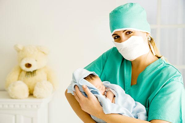 Ausbildung Hebamme / Entbindungspfleger