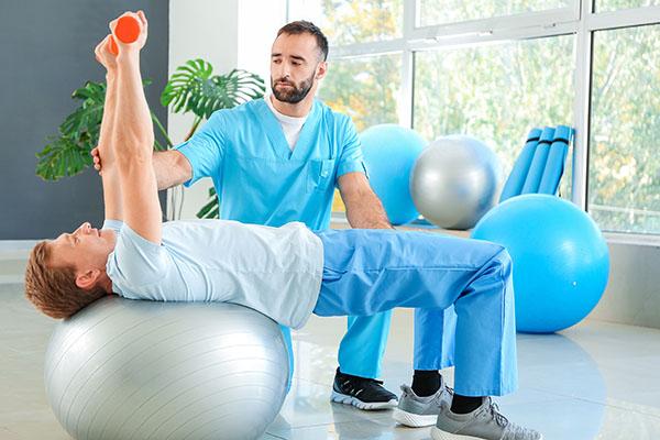 Ausbildung/Studium Physiotherapeut