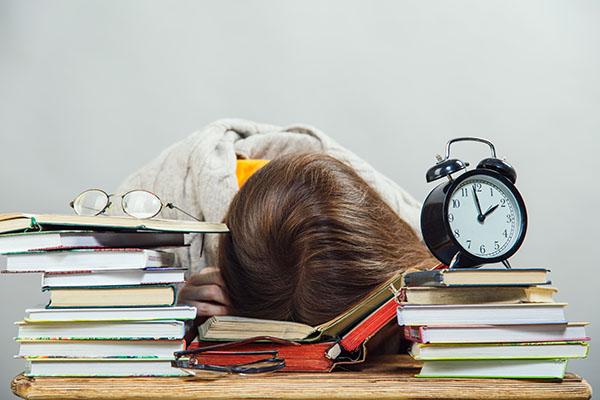 Studium dauert länger als vorgesehen