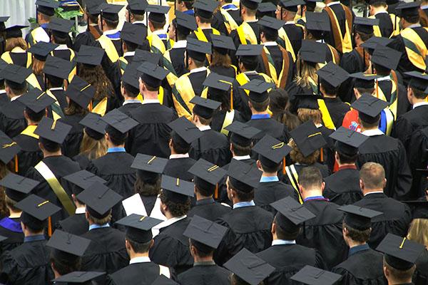 Die Top 10-Studiengänge 2019